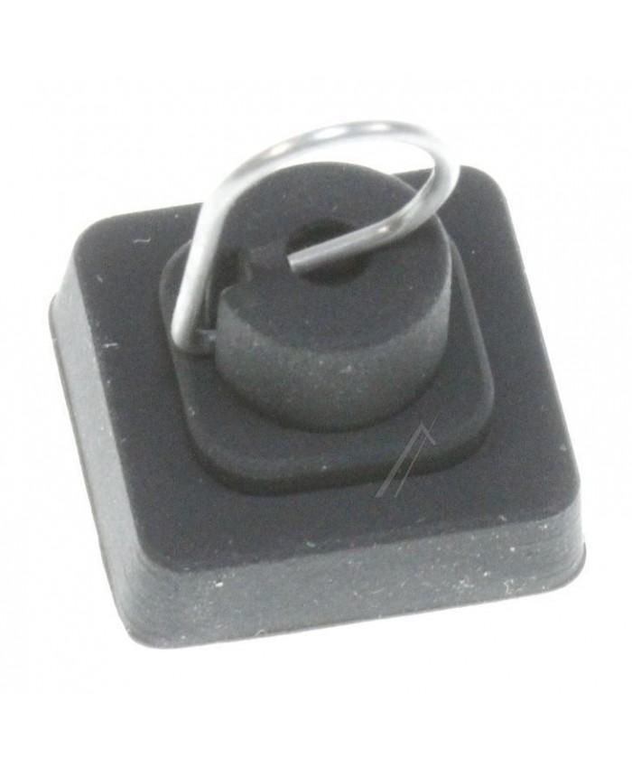 Tope antichoque de caucho para parrilla encimera Smeg CH957