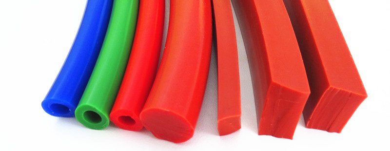 Rubber Seal And Rubber Gasket Silicone Profile Rubber