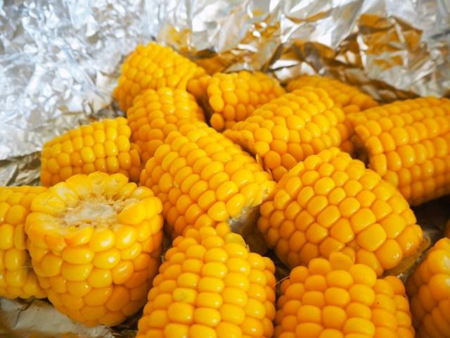 Tipos de maíz