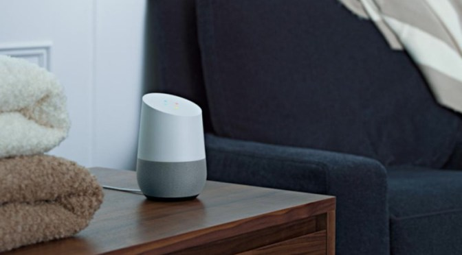 GOOGLE HOME ANALISIS Y OFERTAS