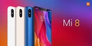 Xiaomi Mi 8 CARACTERISTICAS