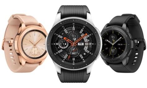 Samsung Galaxy Watch Active vs Galaxy Watch