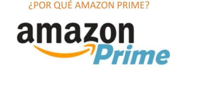 AMAZON PRIME GRATIS UN MES