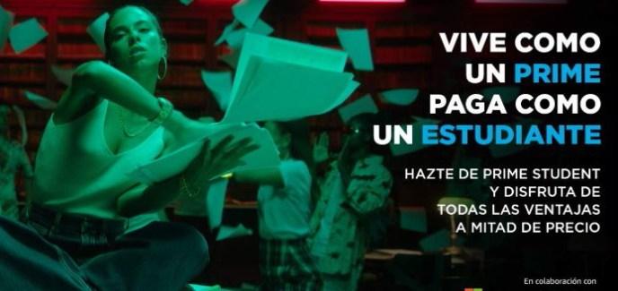 VENTAJAS DEL BONUS PRIME STUDENT DE AMAZON