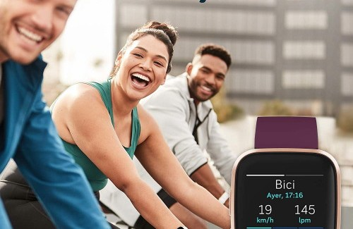 Fitbit Versa 2 con Amazon Alexa integrada