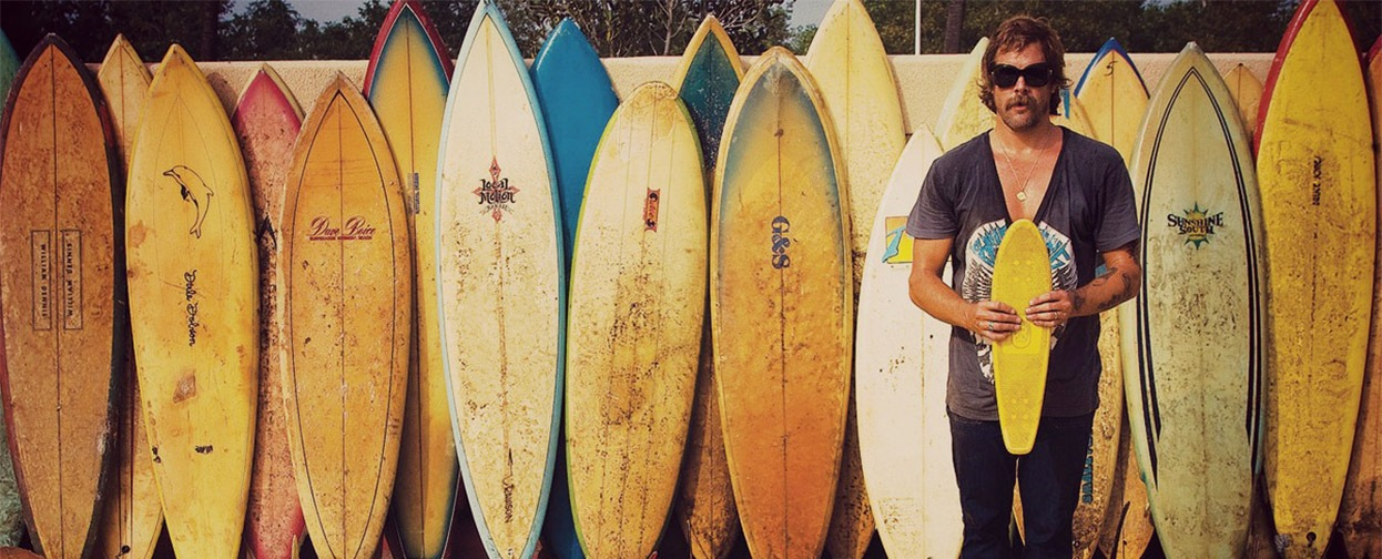 Cuidar tabla surf