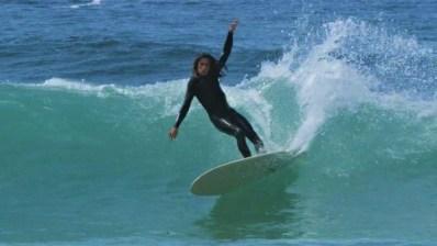 De surftrip en Euskadi con tu Longboard