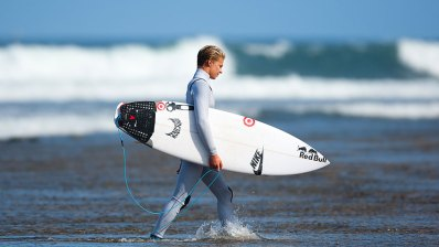 Calentamientos específicos antes de surfear