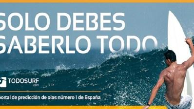 De Surf solo debes saberlo Todo