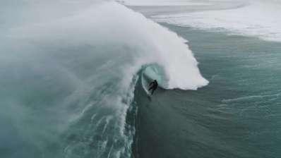 Hossegor en invierno es lujo surf cercano