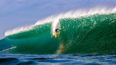 Buscando la ola mas grande del planeta