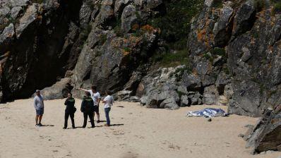 Fallecido surfista en playa de Galicia