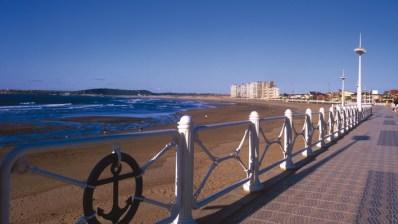 Análisis de Spot: La Playa de Salinas (Asturias)