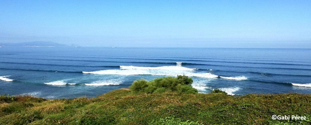 La Refracción del oleaje y su efecto en el Surf.