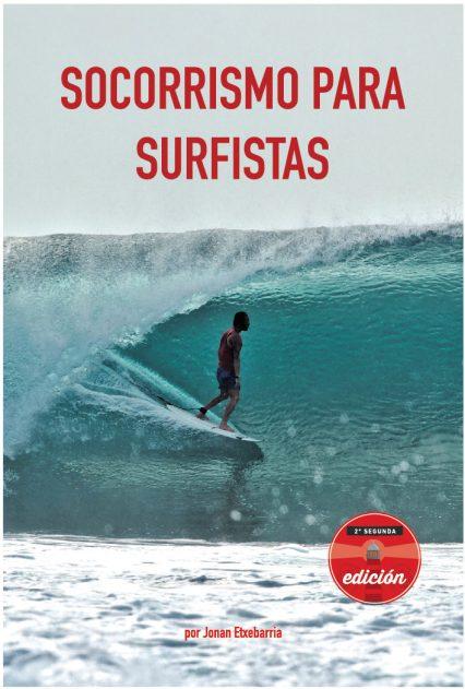 Jonan Etxebarria socorrismo para surfistas