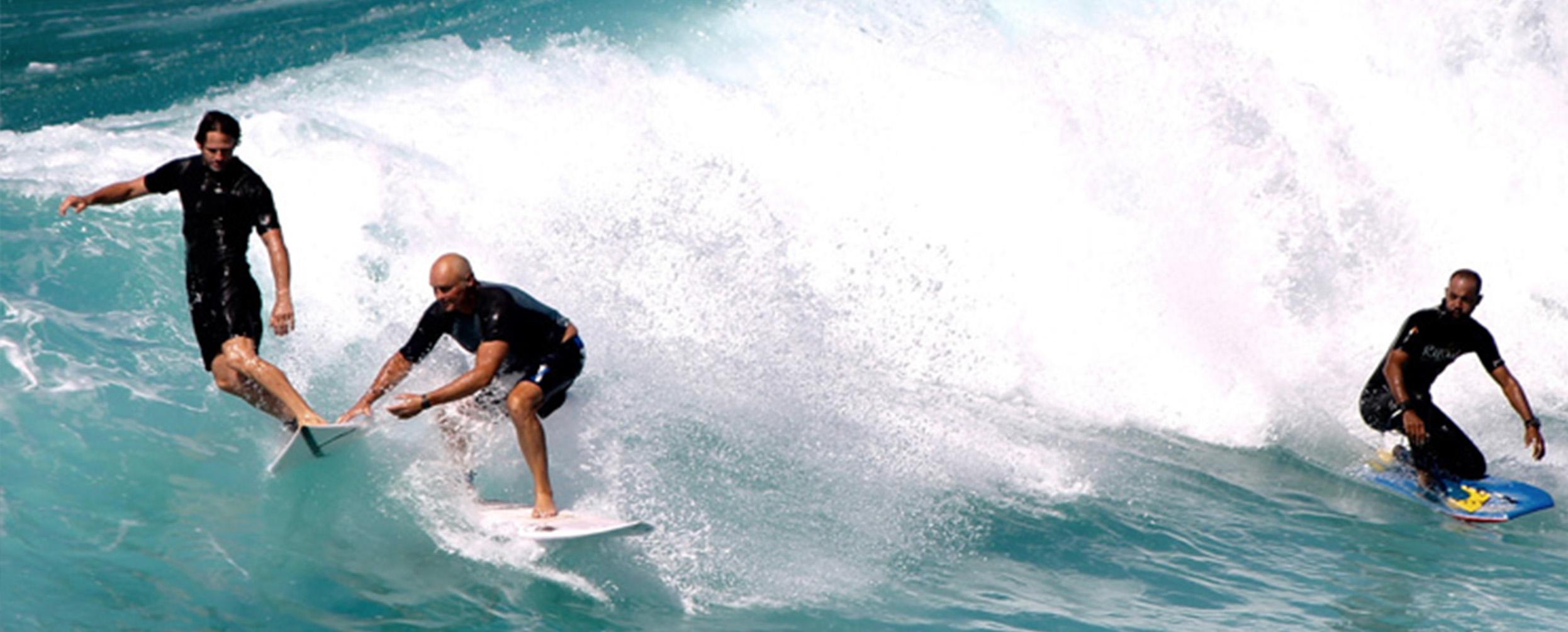 surf normas