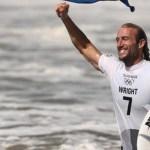 La historia de superación de Owen Wright y su medalla olímpica