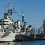 HMS Belfast London bridge