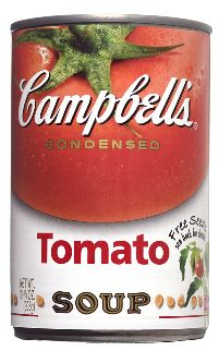 Sopa de tomate Campbell