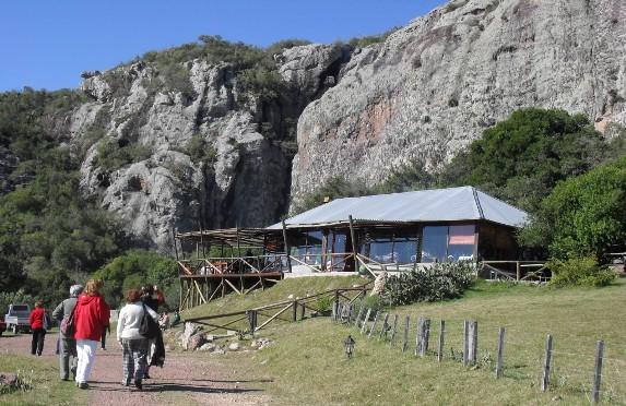MIrador en Cerro Arequita