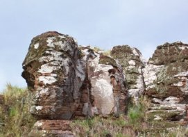 Piedra Pintada de Artigas