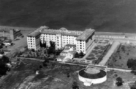 Historia Argentino Hotel