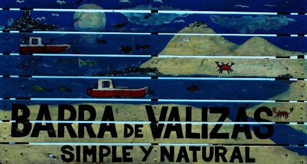 Barra de Valizas simple y natural