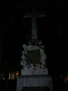 Tumba Cementerio Británico