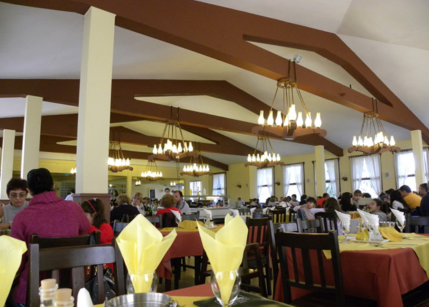Restaurante Parque de UTE
