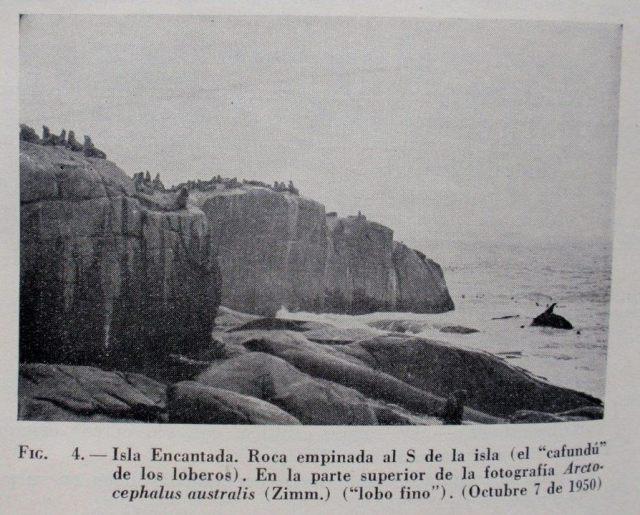Isla Encantada 1950