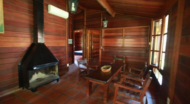 Cabaña en Termas San Nicanor