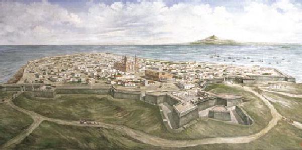 Montevideo en 1810