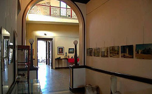 Interior Casa de Rivera en Durazno