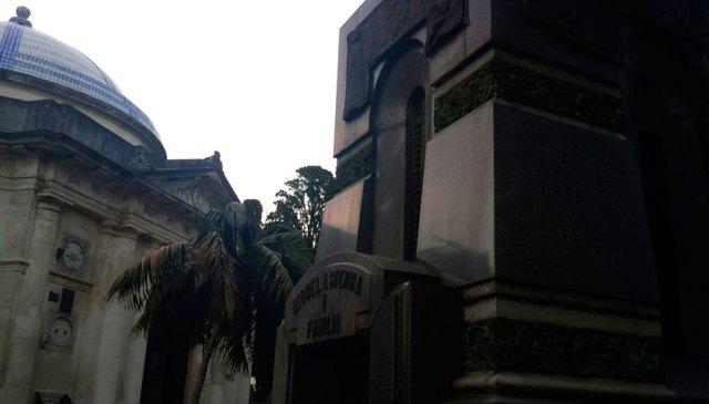 Capilla del Cementerio Central