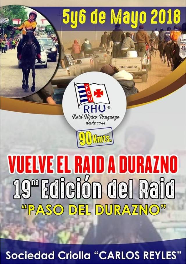 Raid Paso del Durazno