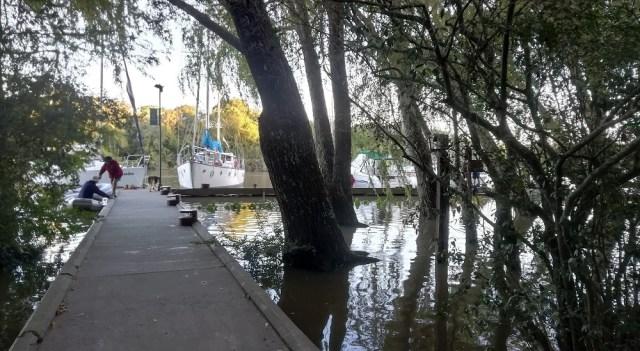 Muelle de Riachuelo
