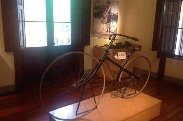 Bicicleta de Horacio Quiroga