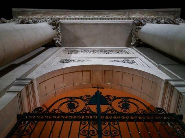 Puerta de la Catedral De san José de Mayo