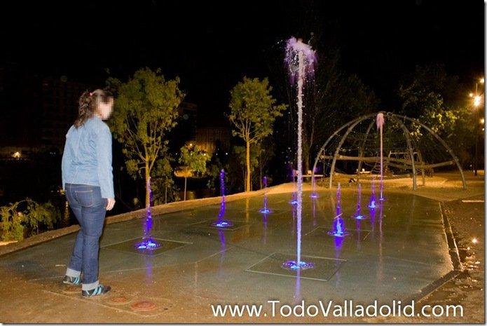 Valladolid cupula del milenio  juegos