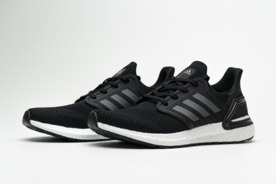 ADIDAS ULTRABOOST 20 CONSORTIUM Black White Real Boost 2
