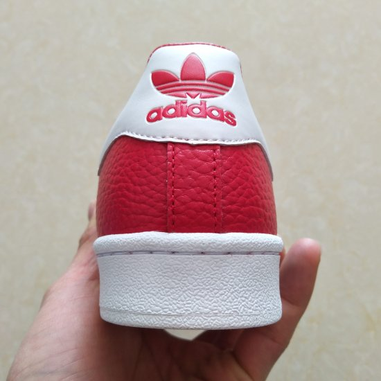 Adidas Superstar Rojas blancas 2 scaled
