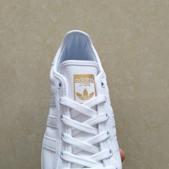 Adidas Superstar de tela Blancas 1 scaled