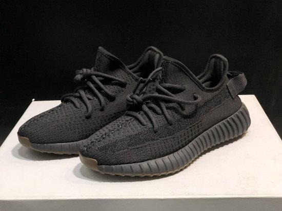 Adidas Yeezy Boost 350 V2 static reflective Negro 2 scaled