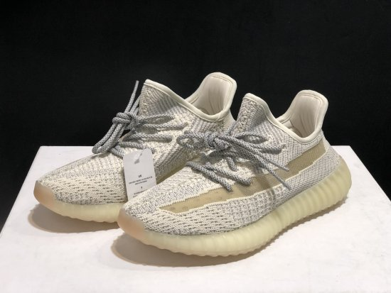 Adidas Yeezy Boost 350 V2 static reflective beige 2 scaled