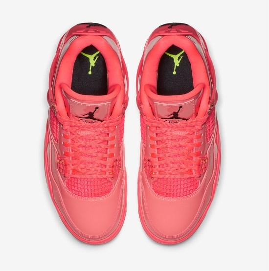 Air Jordan 4 Womens Hot Punch AQ9128 600 Release Date Price 3