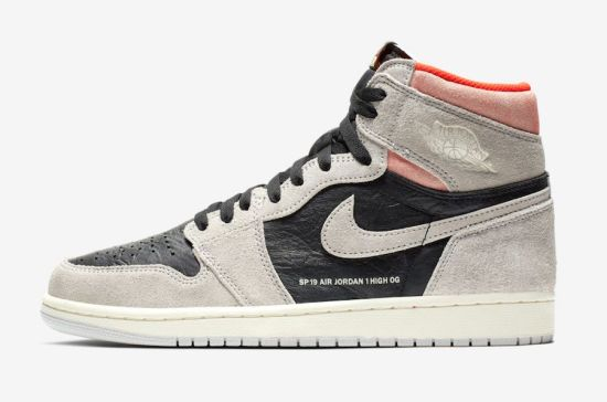 Jordan 1 Retro High OG Neutral Grey 2