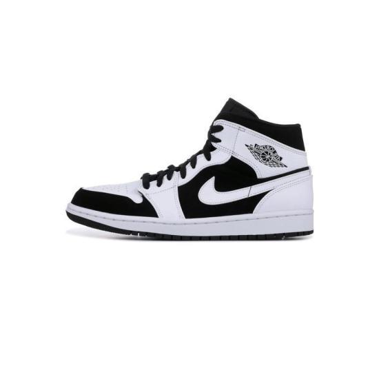 Jordan1 whie black 1