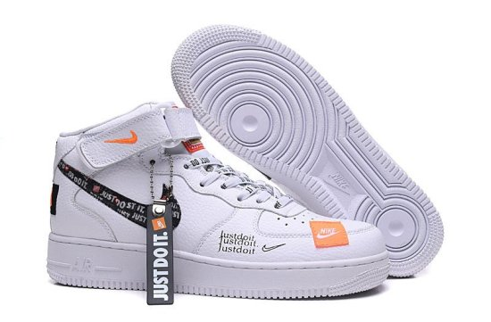 NIKE Air Force 1 Low Just Do It Blancas 1