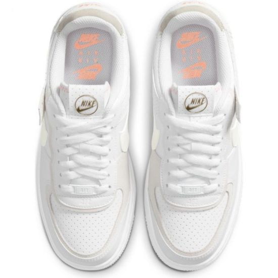Nike Air Force 1 Shadow White Atomic Pink 4