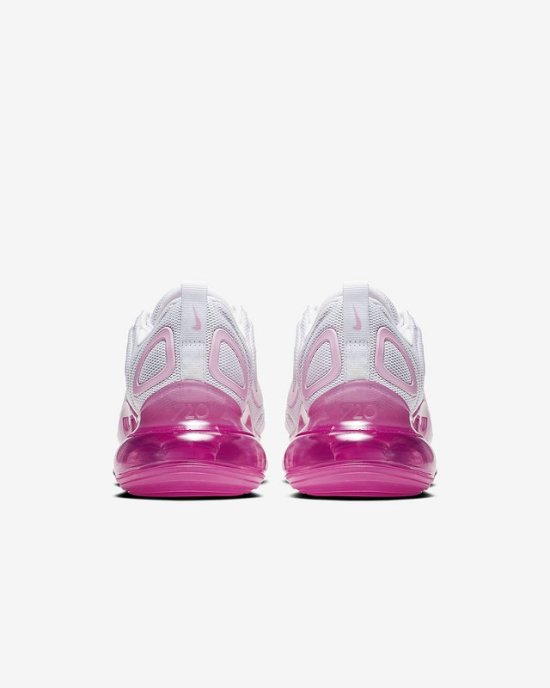 Nike Air Max 720 Blancas y rosas 3